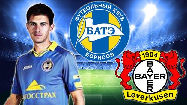 Prediksi Bola BATE vs Bayer Leverkusen 25 November 2015