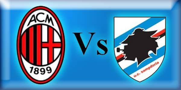 Prediksi Bola AC Milan vs Sampdoria 29 November 2015
