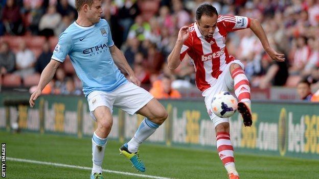 Prediksi Bola Stoke City vs Manchester City 5 Desember 2015