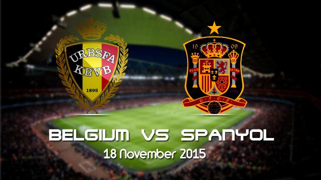 Prediksi Bola Belgia vs Spanyol