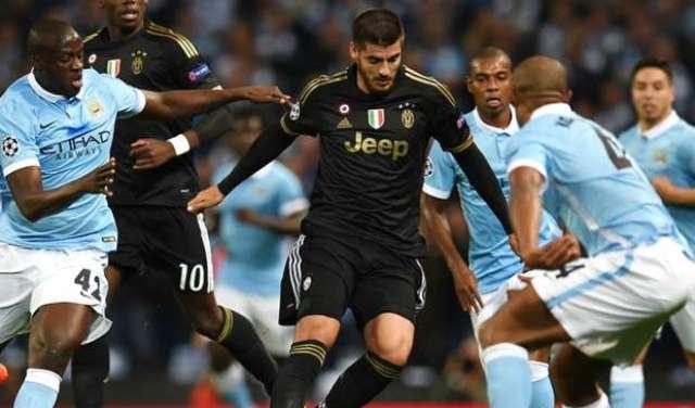 Prediksi Bola Juventus vs Manchester City 26 November 2015