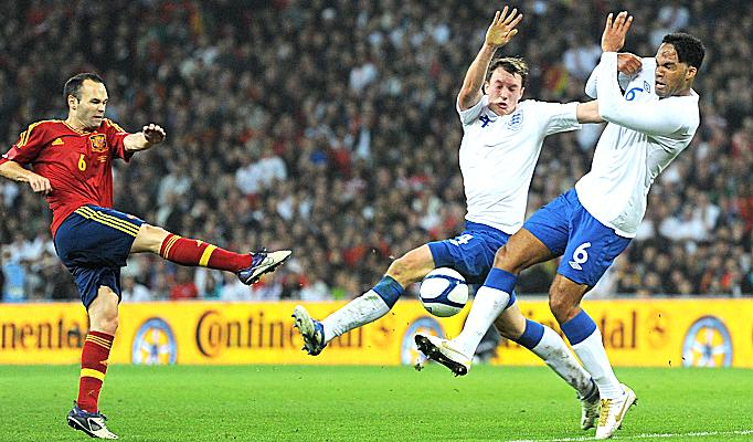 Prediksi Bola Spanyol vs Inggris 14 November 2015