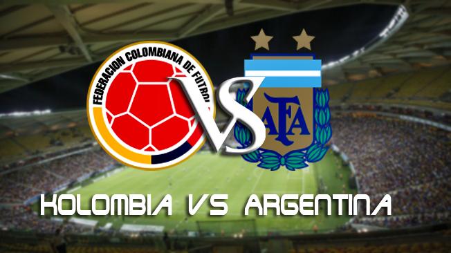 Prediksi Bola Kolombia vs Argentina 18 November 2015