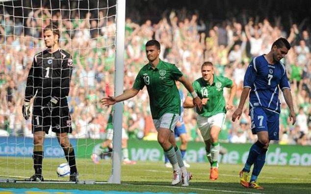 Prediksi Bola Republik Irlandia vs Bosnia-Herzegovina 17 November 2015