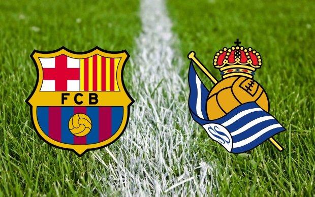 Prediksi Bola Barcelona vs Real Sociedad 28 November 2015