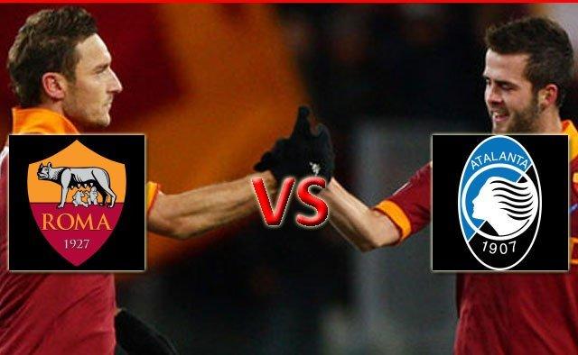 Prediksi Bola AS Roma vs Atalanta 29 November 2015