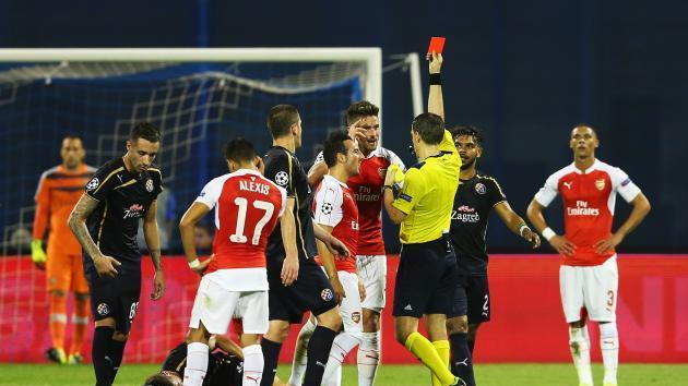 Prediksi Bola Arsenal vs Dinamo Zagreb 25 November 2015