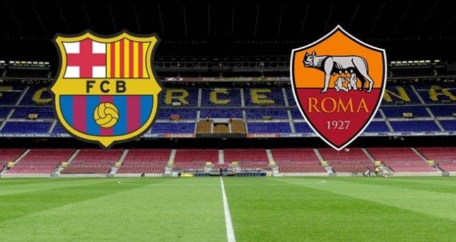 Prediksi Bola Barcelona Vs Roma 25 November 2015