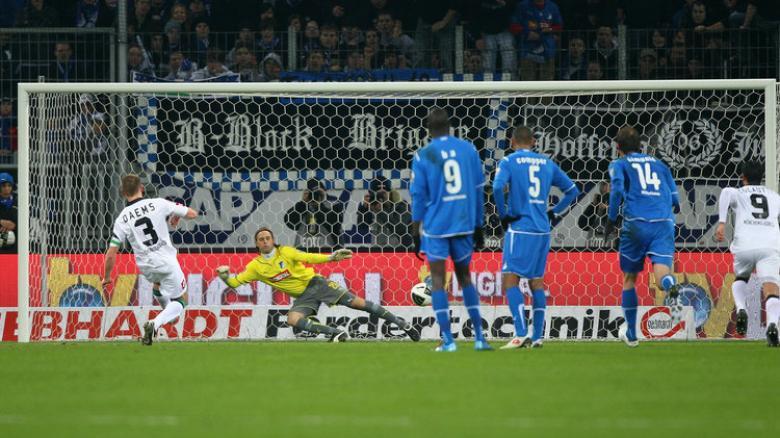 Prediksi Bola Hoffenheim vs Borussia M'Gladbach 28 November 2015