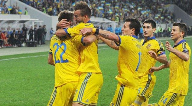 Prediksi Bola Slovenia vs Ukraina 18 November 2015