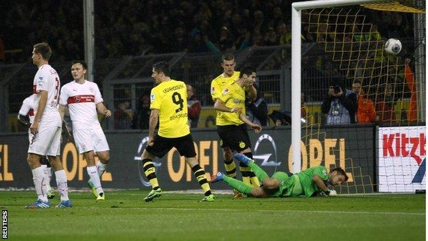 Prediksi Bola Borussia Dortmund vs Stuttgart 29 November 2015