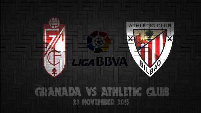 Prediksi Bola Granada vs Athletic Club 23 November 2015