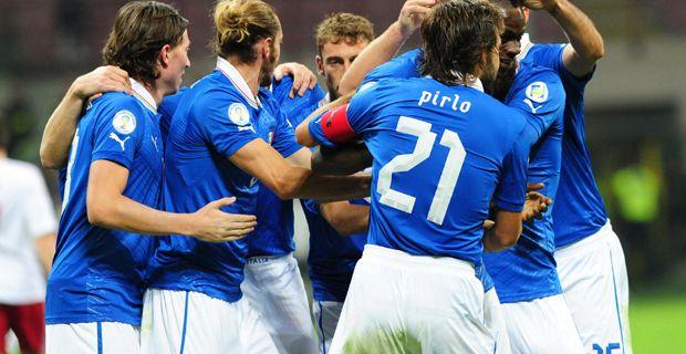 Prediksi Bola Belgia vs Italia 14 November 2015