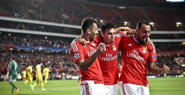 Prediksi Bola Astana vs Benfica 25 November 2015