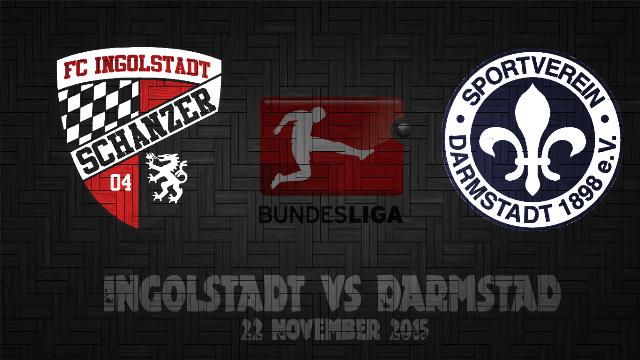 Prediksi Bola Ingolstadt vs Darmstadt 98 22 November 2015