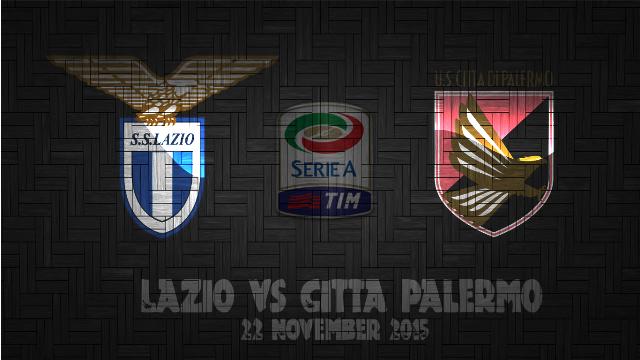 Prediksi Bola Lazio vs Palermo 22 November 2015
