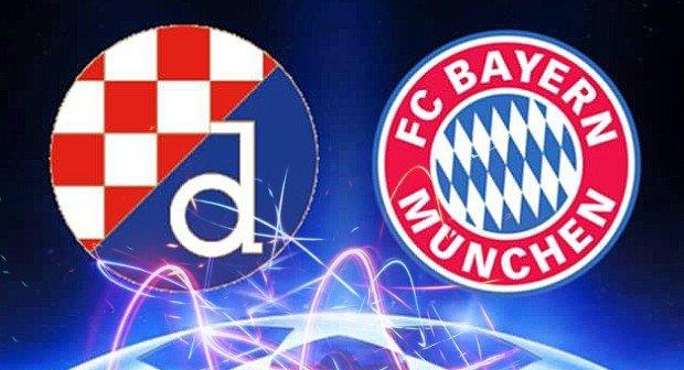 Prediksi Bola Dinamo Zagreb vs Bayern Munchen 10 Desember 2015