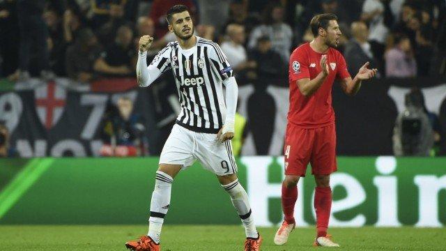 Prediksi Bola Sevilla vs Juventus 9 Desember 2015