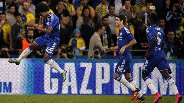 Prediksi Bola Chelsea vs Bournemouth 6 Desember 2015