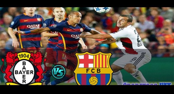 Prediksi Bola Bayer Leverkusen vs Barcelona 10 Desember 2015